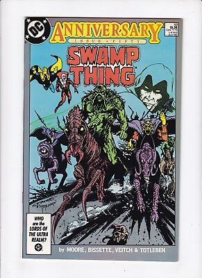 Swamp Thing 50 1st Appearance of Justice League Dark VF Comic Book Lot of 1