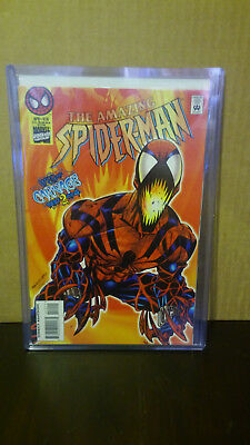 The Amazing Spider-Man #410 (Apr 1996, Marvel) Carnage Appearance