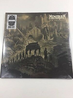 Memoriam For The Fallen Lp Beer Colored Limited Edition New Bolt Thrower