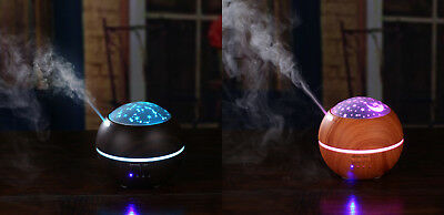 Air Aroma Humidifier Air Ultrasonic Aromatherapy Essential Oil 150ml Diffuser