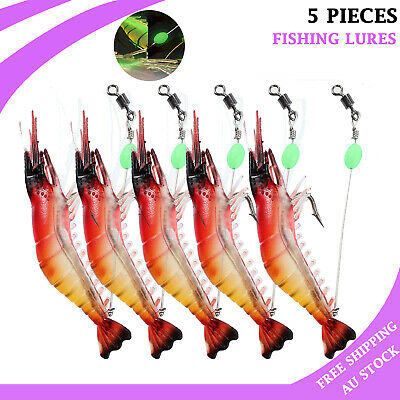 8X 4CM Mini Cicada Fishing Lures Topwater Surface Freshwater Bream Cod Tackle AU