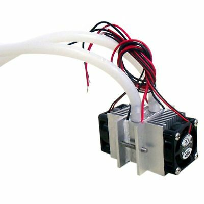 DIY kits Thermoelectric Peltier Refrigeration Cooling System Water cooling+ S4O1