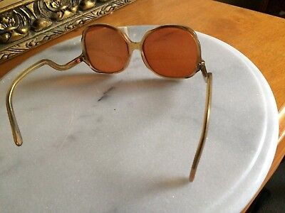 Yeah Baby! Amazing Tinted, Vintage Glasses - Magnify Window - Groovy Frames
