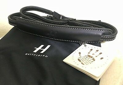 [NEW] Hasselblad Stellar Camera Black Color Limited Edition Leather Neck Strap