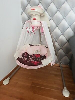 Fisher Price Butterfly Babywippe Schaukel