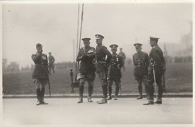 The Shanghai Volunteer Corps (SVC), Photograph of Officers of Corps.