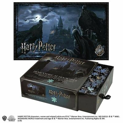 Harry Potter Dementors at Hogwarts Puzzle 1000 Pieces Noble Collection Official
