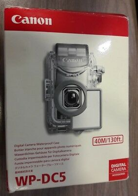 Canon WP-DC5 Waterproof Case