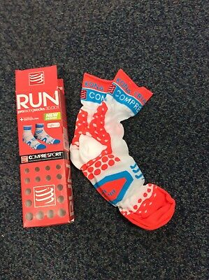 compressport v2 Run HI KONA 2013 socks Size T5