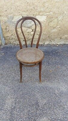 Chaise Bistrot Ancienne Thonet