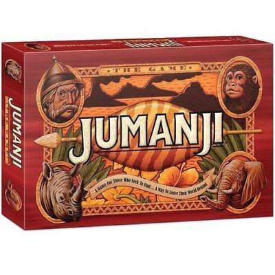 Original C5167 Jumanji - The Official Board Game 2018 edition