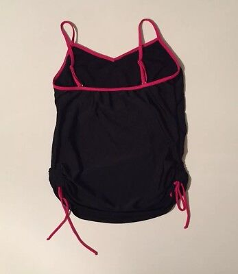 Blooming Marvellous Womens Black Tankini Size 14