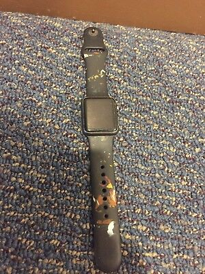 Apple Watch 1st Generation 38MM Broken Repair Only 7000 Series Aluminum