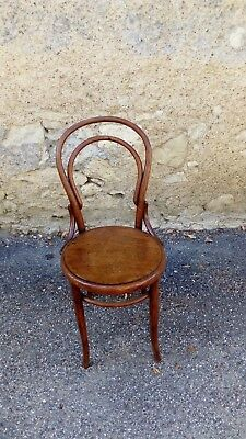 Chaise Bistrot Ancienne Thonet?
