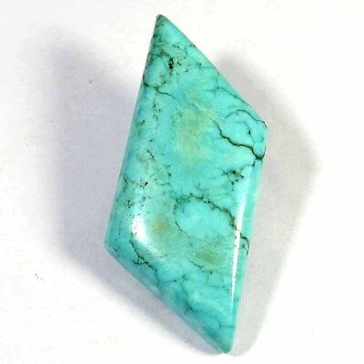 33.20Cts Natural Quality Tibetan Turquoise Fancy Cabochon Loose Gemstone