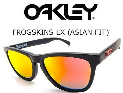 bcde28d4fb71 cheap oakley frogskins lx sunglasses blue crystal red 90s 01e1e 40a2c