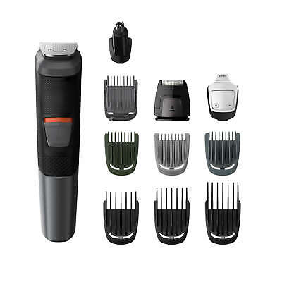 Philips MG5730-33 Series 5000 11 in 1 Male Grooming Hair Trimmer Shaver Kit
