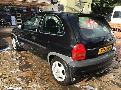 00/x Vauxhall Corsa 1.2 Low Mileage Only 55K, 1 F/owner, History, Lovely Car