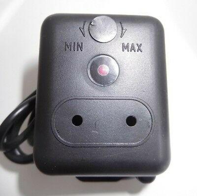 Shock Sensor / Detector, Adjustable For 12V Alarms - New Boxed
