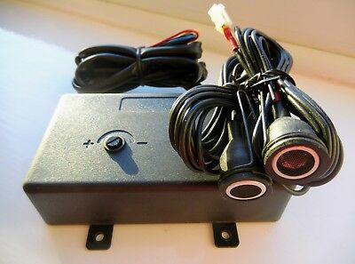 Ultrasonic Sensor Detector 12 Volt To Use With Vehicle Alarm Systems - New Boxed