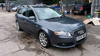 05 Audi A4 Avant 2.0 T-Fsi S-Line **1 Owner, 11 Services Stamps, Leather Etc**
