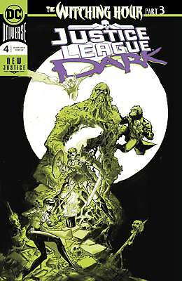 Justice League Dark #4 Foil (Witching Hour) (10/17/2018)