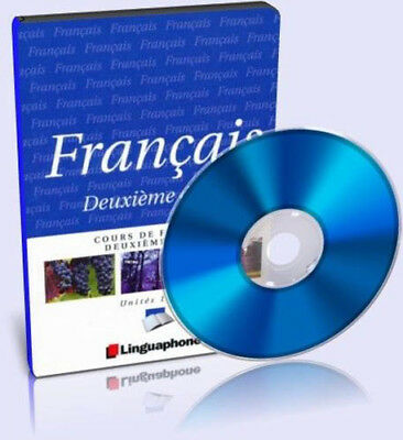 Linguaphone Advanced French - 2nd Stage Course