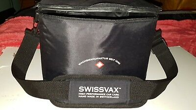 Swissvax early entry level Cooler Bag valeting detailing