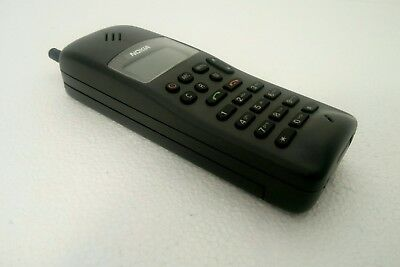 Vintage Nokia NHE-2XN 1011 First massed produced GSM Mobile Phone Brick Retro