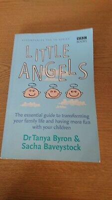 Little Angels: The Essential Guide to Transform... by Sacha Baveystock Paperback