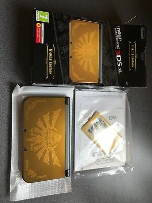 Nintendo 3ds Hyrule Edition Brand New Never Used