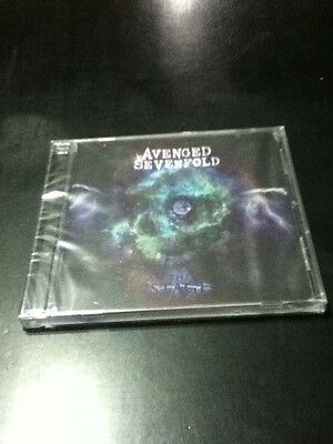 avenged sevenfold the stage 2016 cd factory sealed heavy metal