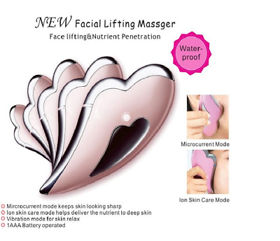 Electric Face Neck Massager For Skin Lifting Anti-age face lift Wrinkle Removal