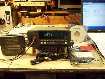 Fluke Hydra 2625A / 2645A Complete System CALIBRATED certificate software extras