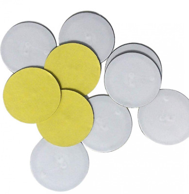 10 X NFC On-Metal Tags, NTAG216 Anti Metal Stickers, Genuine Chip Developed by N
