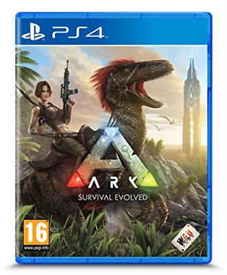PS4-ARK: Survival Evolved /PS4 GAME NEW