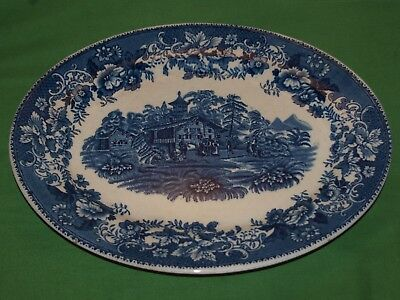 8-inch Rimmed Soup Bowl Avon Cottage Thomas Hughes /& Sons