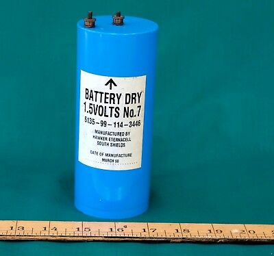 Original Brillie Electric Clock Battery
