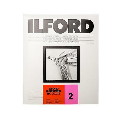Ilford Ilfospeed Rc Deluxe Glossy 2 5x7in 13x18 25 Blatt