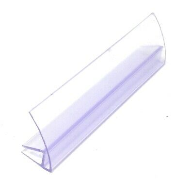 "Clear Shelf Edge Sign Holders Plastic Bag of 25, 7/8"" x 2 7/8"""
