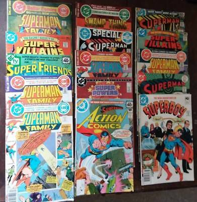 Amazing  Sale - Super Lot Of 100 Vintage Comics From 1960 To 2018 Starting $0.99