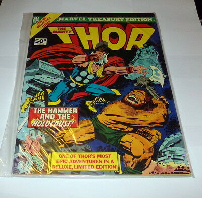The Mighty Thor - Marvel Treasury Edition #10 - 1976 - MINT