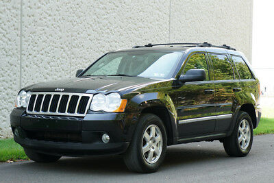 2008 Jeep Grand Cherokee Laredo 4WD with Limited options NR SEE 4K VIDEO 2008 Jeep Grand Cherokee Laredo NO RESERVE AUCTION SEE YouTube VIDEO