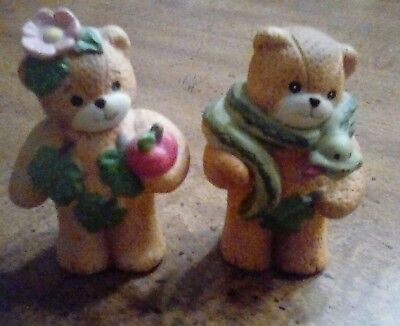 Lucy & Me Bears - ADAM and EVE Bears - Enesco - 1992 - Rigg