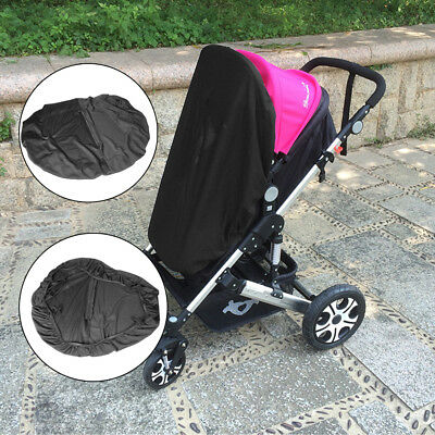 UV Sun Sleep Shade Black Out Cover Blind for Baby Prams Buggy Snooze Stroller UK