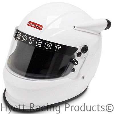 Pyrotect Vortex Forced Air Auto Racing Helmet SA2015 - All Sizes & Colors