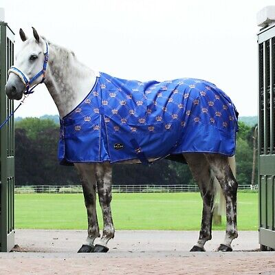 Limited Edition Waterproof Turnout Rugs No Fill Lightweight Or 450G Heavyweight