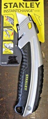 Stanley Instant Change Retractable Knife 1-98-456  No Blades
