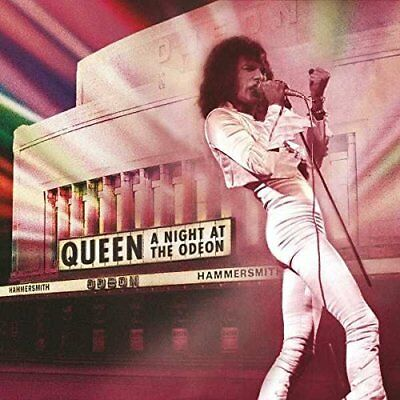 Queen-A Night At The Odeon `75 CD NEW
