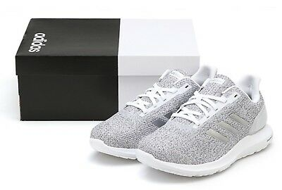 premium selection b2d11 9029c Adidas Women Cosmic 2 Training Shoes Running White Sneakers GYM Boot Shoe  DB1760